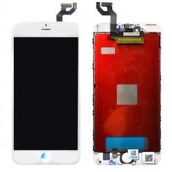 Ecran BLANC iPhone 6S Plus RAPPORT QUALITE / PRIX photo 2