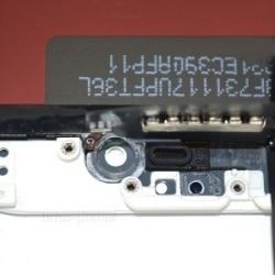 Ecran BLANC iPhone 6 PREMIUM photo 3
