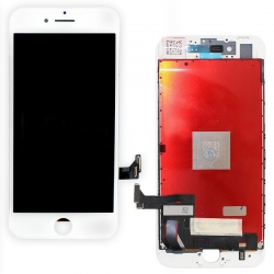 Ecran BLANC iPhone 8 PREMIUM photo 2