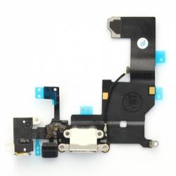 Connecteur de charge pour iPhone 5 Blanc photo 2