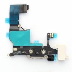 Connecteur de charge pour iPhone 5 Blanc photo 3