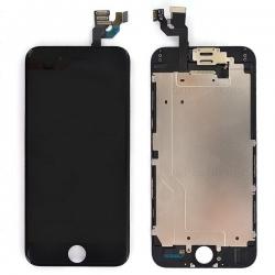 Ecran NOIR iPhone 6 PREMIUM pré-assemblé photo 2