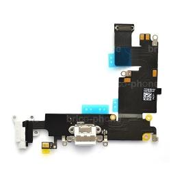 Connecteur de charge Blanc, jack et micro iPhone 6 PLUS photo 2