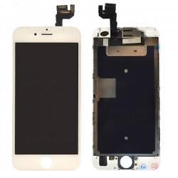Ecran BLANC iPhone 6S RAPPORT QUALITE / PRIX pré-assemblé photo 2