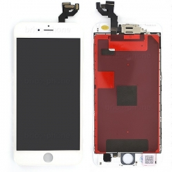 Ecran BLANC iPhone 6S Plus PREMIUM pré-assemblé photo 2