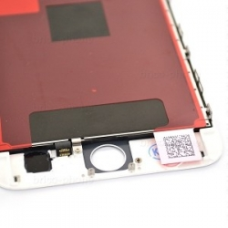 Ecran BLANC iPhone 6S Plus PREMIUM pré-assemblé photo 3