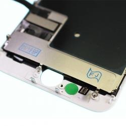 Ecran BLANC iPhone 8 RAPPORT QUALITE / PRIX Pré-assemblé photo 3