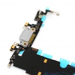 Connecteur de charge gris pour iPhone 8 photo 3