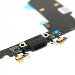 Connecteur de charge noir pour iPhone 8 Plus photo 3