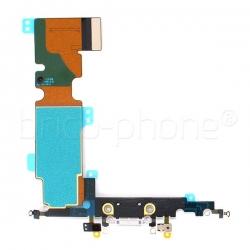 Connecteur de charge gris pour iPhone 8 Plus photo 2