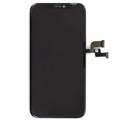Ecran NOIR iPhone X Rapport qualité/prix photo de face
