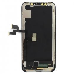 Ecran NOIR iPhone X Rapport qualité/prix photo de dos