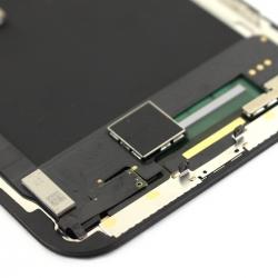 Ecran NOIR iPhone X Rapport qualité/prix photo bas