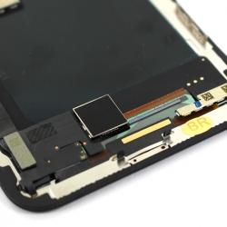 Ecran NOIR iPhone X Premier prix photo bas