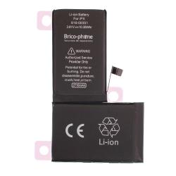 Batterie compatible pour iPhone X photo 1