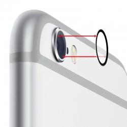 Lentille de protection sans bague pour caméra arrière iPhone 8 photo 2