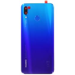 Changer la vitre arrière brisée et le lecteur d'empreinte du Nova 3 violet avec BricoPhone_1