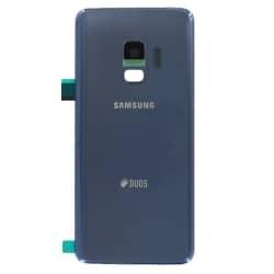 Remplacer la vitre arrière du Galaxy S9 DUOS bleu corail avec BricoPhone_1