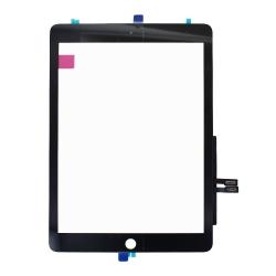 Changer la vitre avant du nouvel iPad 2018 6ème génération pour une vitre noire PREMIUM neuve avec Bricophone_1