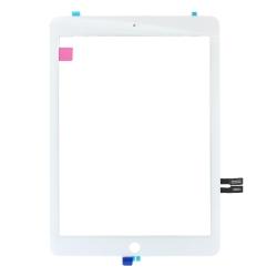 Changer la vitre avant du nouvel iPad 2018 6ème génération pour une vitre blanche PREMIUM neuve avec Bricophone_1