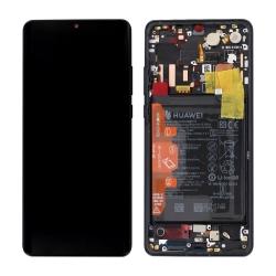 Remettre à neuf son P30 Pro noir avec cette pièce complète écran + batterie neuve d'origine-Bricophone_1