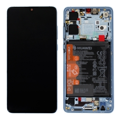 Remplacer l'écran cassé du P30 nacré de Huawei par une pièce neuve d'origine avec Bricophone_1