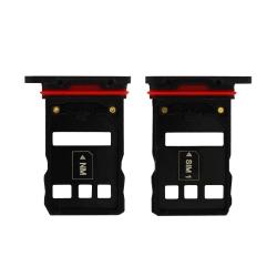 Remplacez le tiroir SIM de votre P30 Pro noir par une pièce neuve d'origine avec Bricophone_1