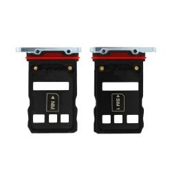 Remplacer le tiroir à carte SIM pour le P30 Pro Nacré de Huawei par une pièce neuve d'origine avec Bricophone_1