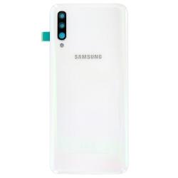 Changez la vitre arrière blanche cassée de votre Galaxy A50 avec Bricophone_1