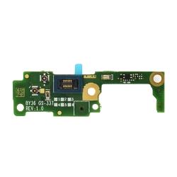 Remplacer la nappe du micro du SONY Xperia 10 par une pièce neuve avec Bricophone_photo1