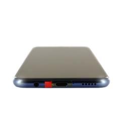 Remplacer l'écran du Mate 20 Lite bleu saphir de Huawei par cette pièce neuve d'origine + batterie avec Bricophone_photo2