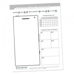 Kit Bricophone exclusif pour réparer la batterie du Galaxy A50_photo4
