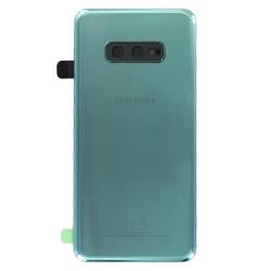 Vitre arrière d'origine pour Samsung Galaxy S10e Vert Prisme à remplacer avec Bricophone_1