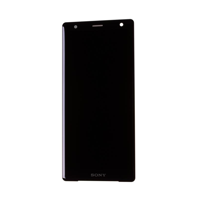 Ecran Noir avec Vitre et LCD prémontés pour Sony Xperia XZ2 / XZ2 Dual Photo 1