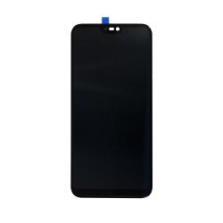 Ecran Noir avec vitre et LCD prémonté pour Huawei P20 LITE_photo 1