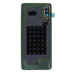 Remplacer la vitre arrière en plastique du Galaxy A70 corail par une pièce neuve d'origine avec Bricophone_photo2