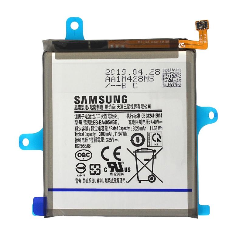 Changer la batterie du Galaxy A40 pour cette pièce neuve d'origine avec Bricophone_photo1