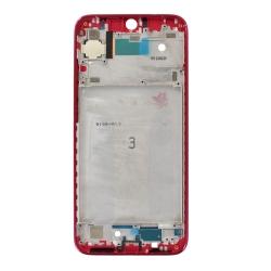 Châssis intermédiaire pour Xiaomi Redmi Note 7 Rouge_photo1