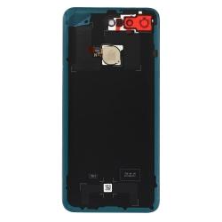 Vitre arrière Phantom Blue et lecteur d'empreintes pour Huawei Honor View 20_photo2