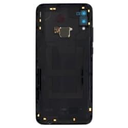Vitre arrière Noire et lecteur d'empreintes pour Huawei P Smart 2019_photo2
