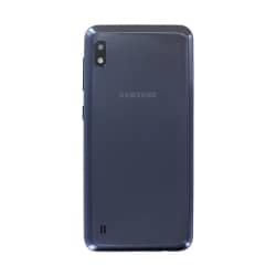 Coque arrière Noire d'origine pour Samsung Galaxy A10_photo1