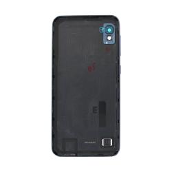 Coque arrière Noire d'origine pour Samsung Galaxy A10_photo2