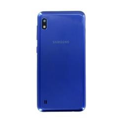 Coque arrière Bleue d'origine pour Samsung Galaxy A10_photo1