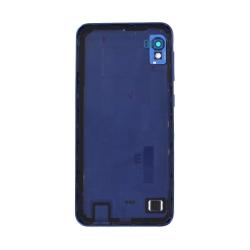 Coque arrière Bleue d'origine pour Samsung Galaxy A10_photo2