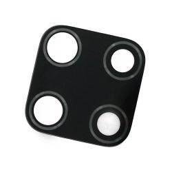 Lentille de protection en verre pour caméras arrière de Huawei Mate 20 Pro Noir