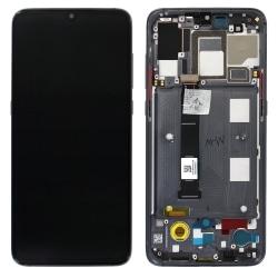Bloc Ecran Noir Piano pré-monté sur châssis pour Xiaomi Mi 9_photo1