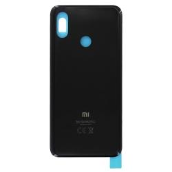 Vitre arrière Noire pour Xiaomi Mi 8_photo1