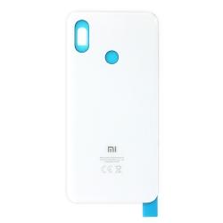 Vitre arrière Blanche pour Xiaomi Mi 8_photo1