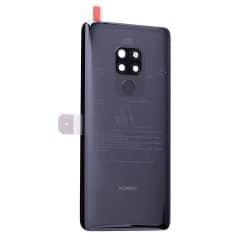 Vitre arrière Noire pour Huawei Mate 20_photo1
