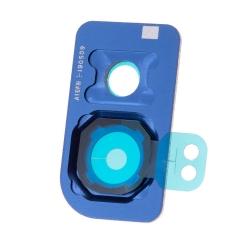 Cache de caméra arrière pour Samsung Galaxy A10 Bleu photo 1
